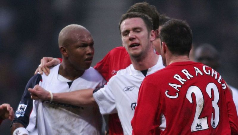 El Hadji-Diouf claims Liverpool legend only had a career because he's a Scouser