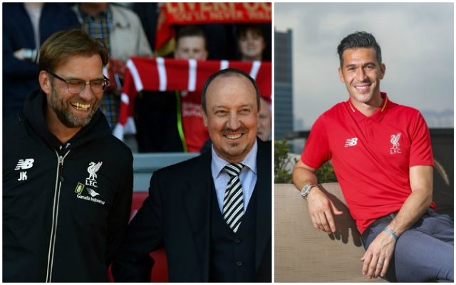 """Luis García claims """"Rafa is a Red"""" as Liverpool head to Newcastle for final away day"""