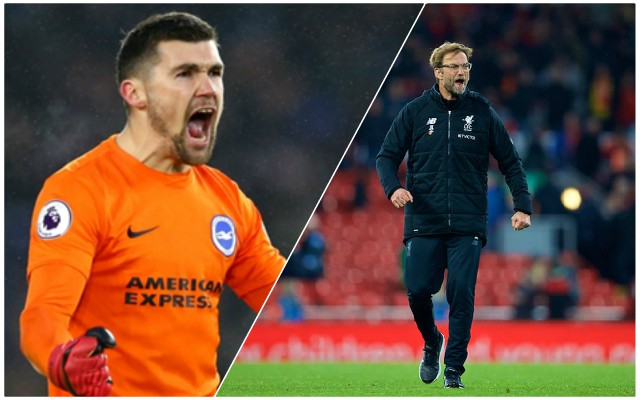 Brighton players send Reds fans message ahead of Premier League final day