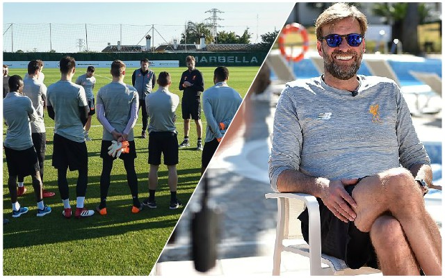 Reds' pre-Champions League final training camp plans outlined