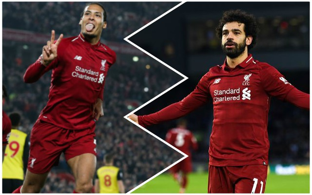 Odds: Liverpool players dominate current Ballon d'Or 2019 favourite market