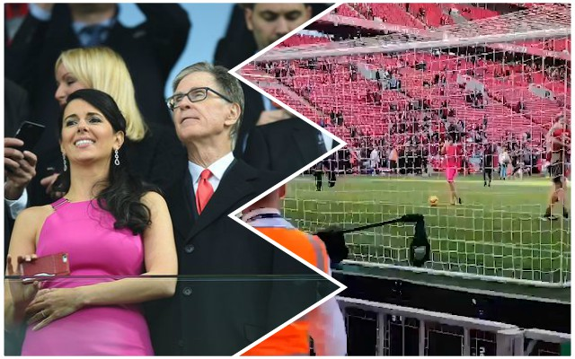The amazing reason Linda Pizzuti netted at Anfield on Sunday