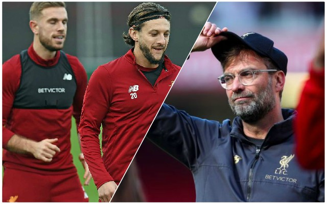Jurgen Klopp favourite linked with move away from Reds to fellow PL side