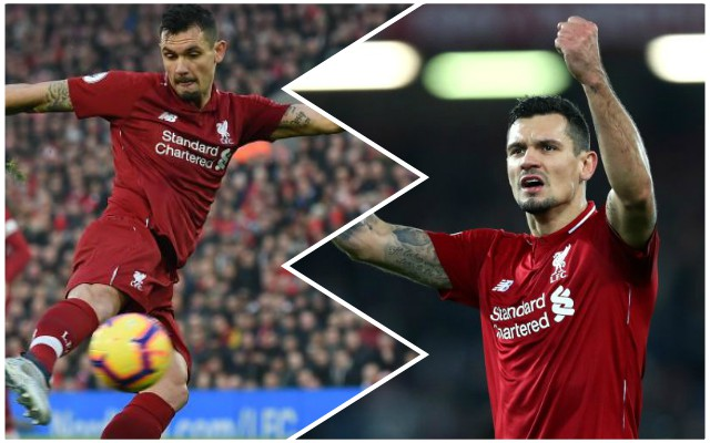 Dejan Lovren has an exciting message Reds fans will love