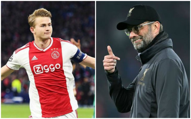 Reliable journalist claims Reds have 'held talks' with sensational Ajax starlet