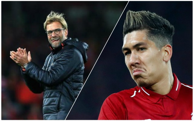 Reds receive huge boost with Firmino fitness situation outlined
