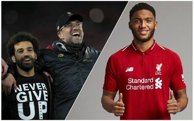 Gomez outlines the vast Reds change since last year's Champions League final