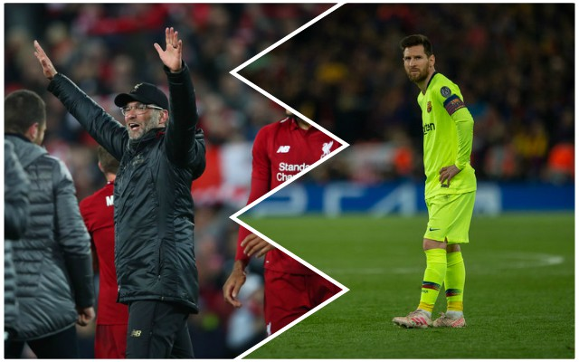 Messi calls for sales of two Barca players after LFC defeat