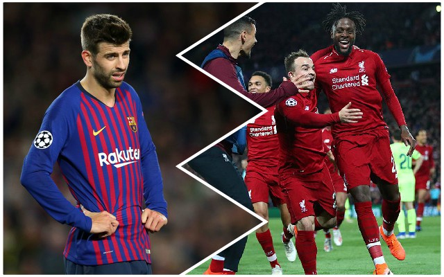 Barca star makes huge claim about Anfield collapse