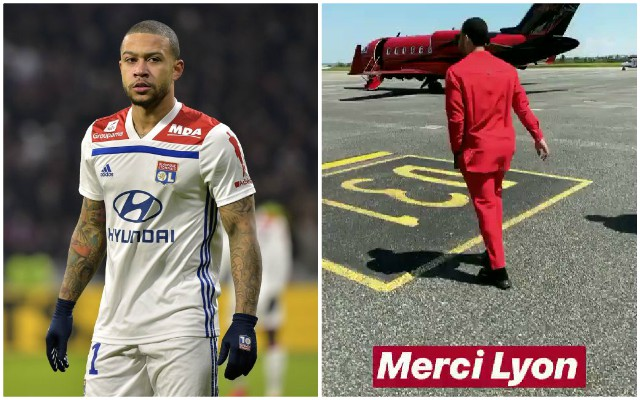 """""""Begging for LFC"""", """"Beast"""": Reds fans react to latest Depay rumours"""