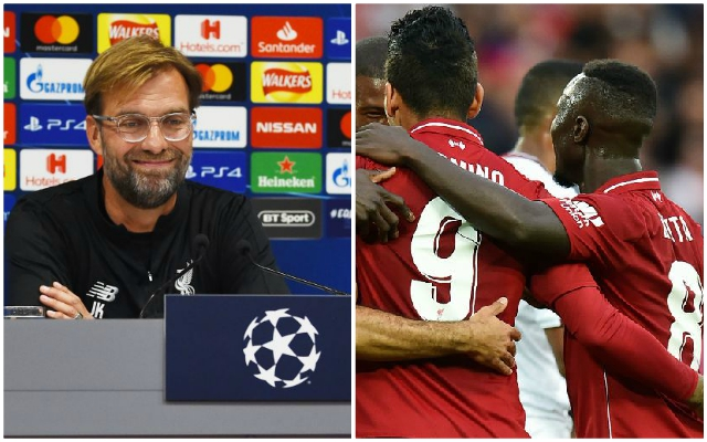 Klopp delivers brilliant injury news in Champions League final press conference