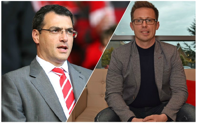 Ex-Reds chief lifts the lid on the legendary transfer genius Michael Edwards