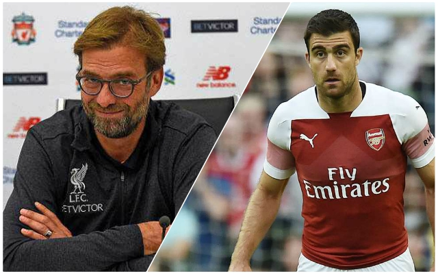 Arsenal terminate Sokratis' contract making potential Liverpool switch simple
