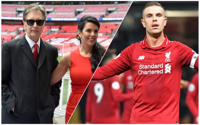 Reds owner John W Henry once had a brutal opinion on Jordan Henderson