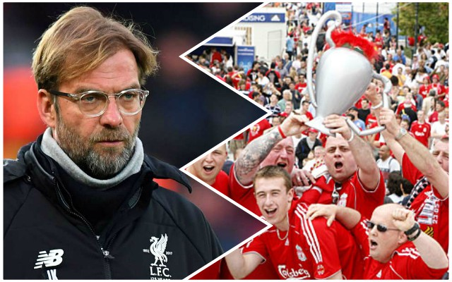 Klopp nails it on Champions League ticket fiasco