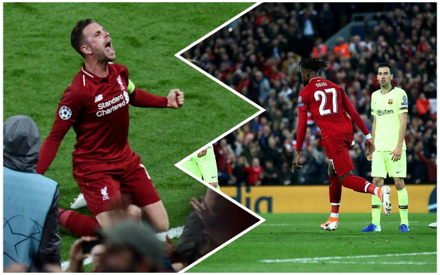 Hendo explains how brilliant team talk inspired CL semi-final miracle