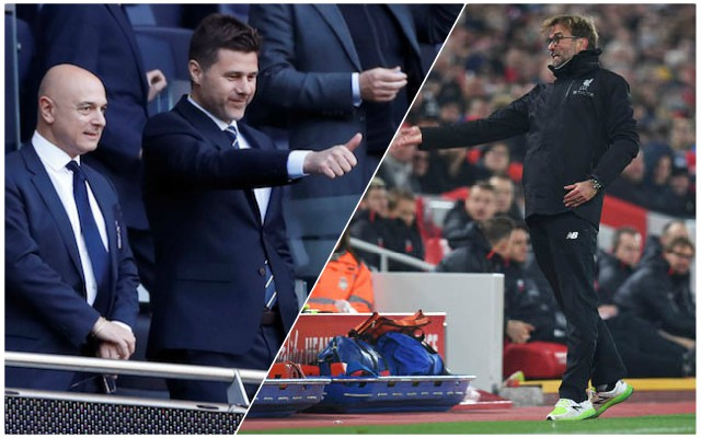Reds man reportedly told to leave Anfield by Spurs boss Pochettino