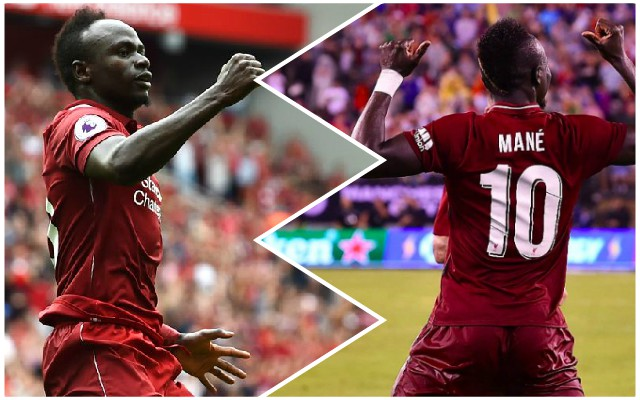 Sadio Mane delivers emphatic response to rumoured Real Madrid interest
