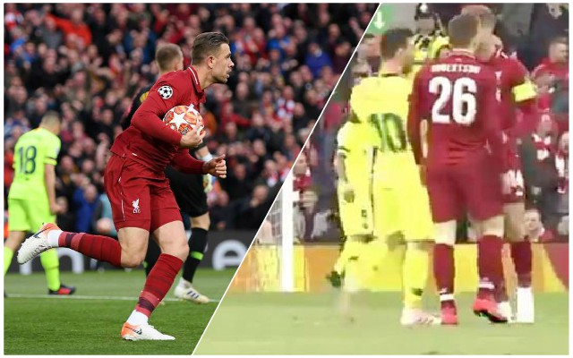 Why Reds captain Henderson didn't want Messi's shirt after semi-final win