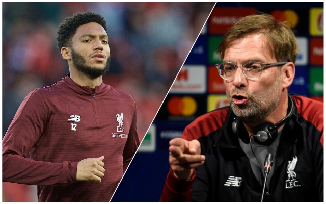 Klopp explains team selection as changed Reds set to kick off at Camp Nou