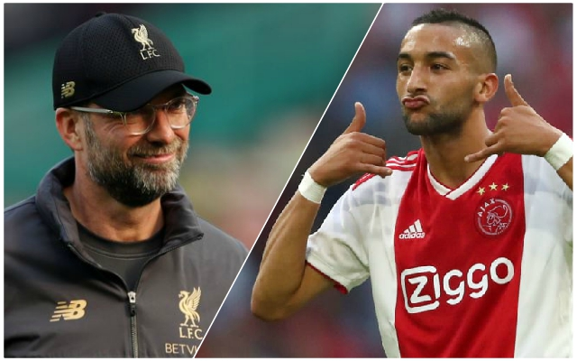 "LFC keep ""watching brief"" on Ajax star in search for versatile attacker – Echo"