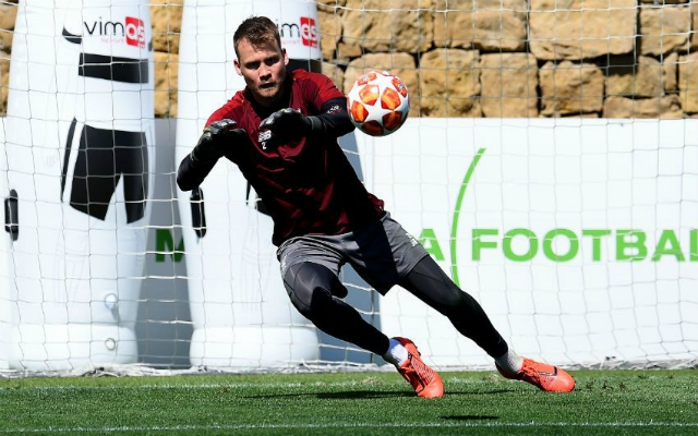 Surprise candidates named for Mignolet's replacement as No. 2 – Goal