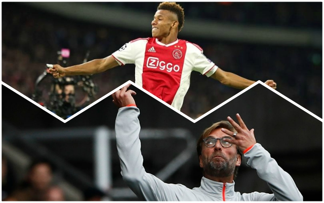 Reds in four-way tussle for Ajax attacking star David Neres – Independent