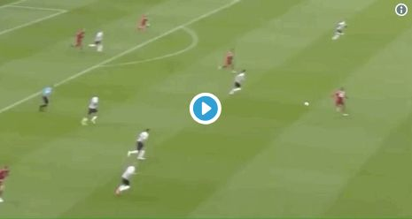 (Video) Sturridge's perfectly weighted pass shows he's still got it
