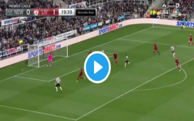 (Video) – Why Trent should not have been sent off for hand ball in Newcastle equaliser