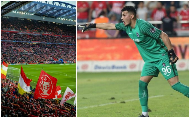 "Agent of young Turkish GK admits: ""Liverpool officials have talked with us"""