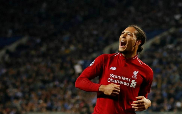 """Van Dijk should be next to be """"rewarded"""" with new contract – Paul Joyce"""