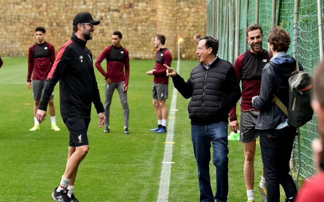 Tom Werner gives lowdown on new contract for Klopp