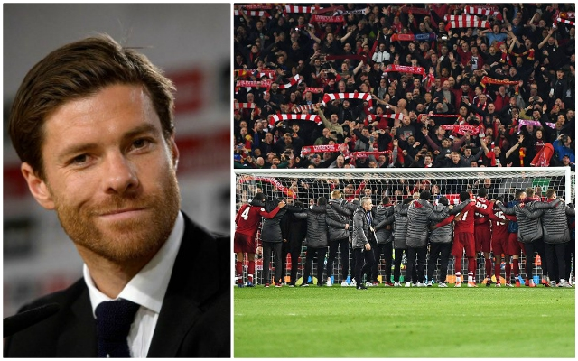 Xabi Alonso tells Reds how to achieve victory in CL final