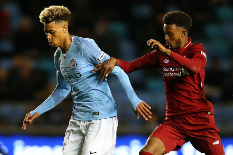 Talented teenager signs professional contract with Liverpool