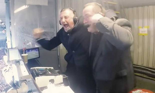 (Video) Passionate commentators of LFC's UCL triumph should do every game