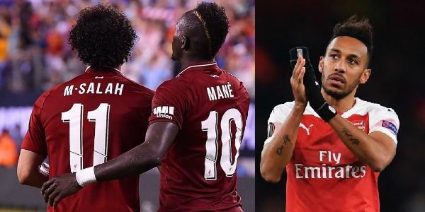 Aubameyang explains his jokes with 'wild animal' Sadio Mane