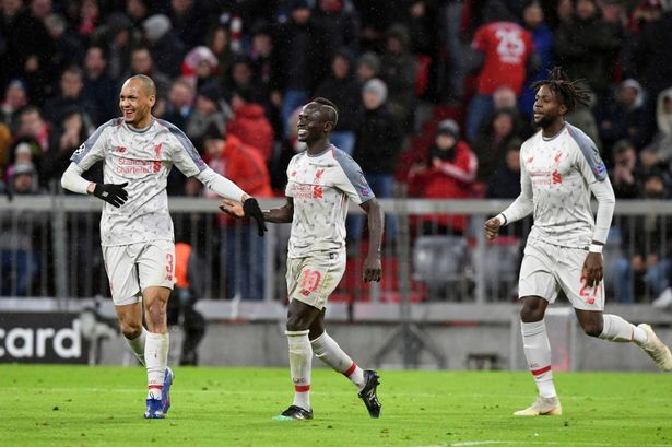 How Sadio Mane's French has helped Fabinho