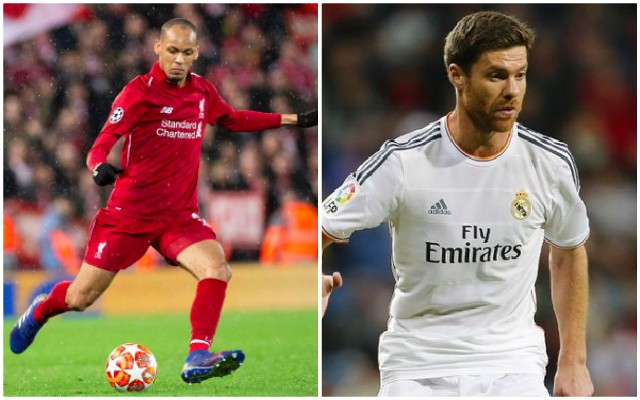 Xabi Alonso explains what was obvious at Fabinho in Real Madrid training sessions