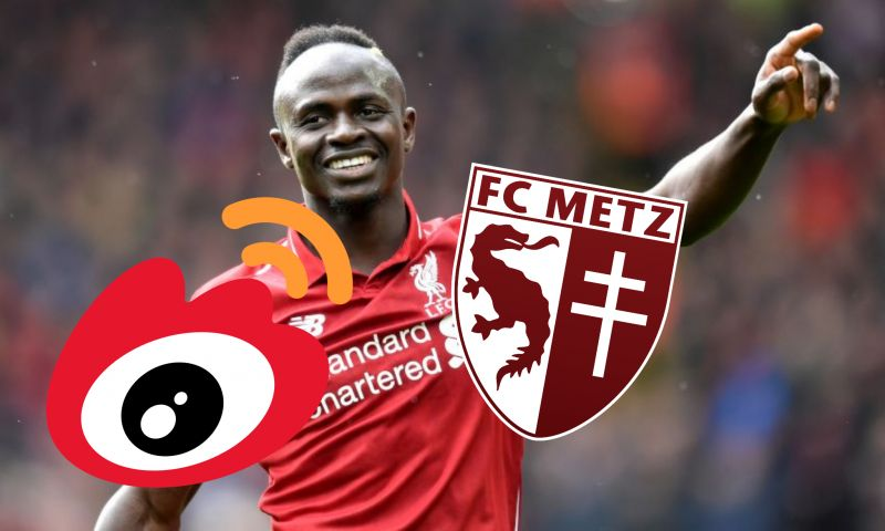 This unknown story of Sadio Mane from Chinese Twitter will warm your heart