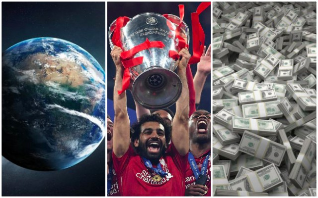 World's 100 Most Valuable Players: Salah 2nd, Mane 6th, Van Dijk 24th, Gomez 78th