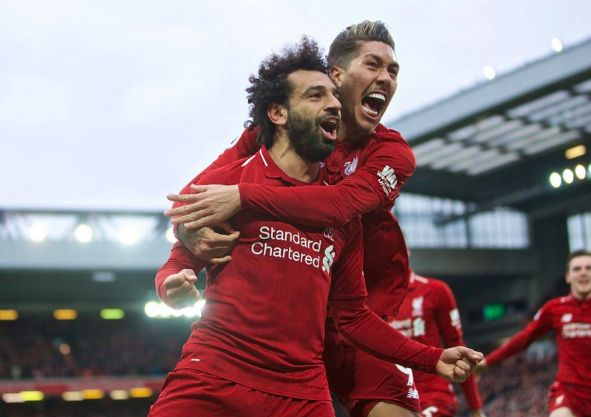 Liverpool at 5/2 to go one better and win the 2019/20 Premier League