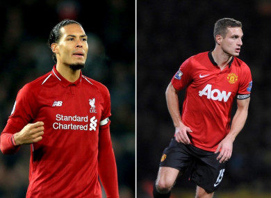 'Complete' Van Dijk better than 'dog' Vidic, says legendary World Cup winning Centre-Back