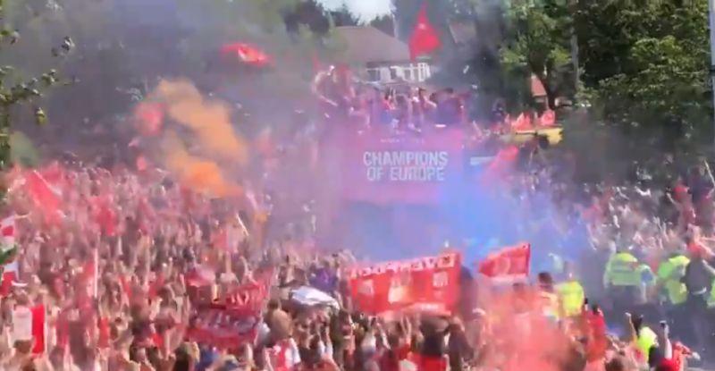 Jurgen Klopp outlines when Liverpool could have their Premier League title parade