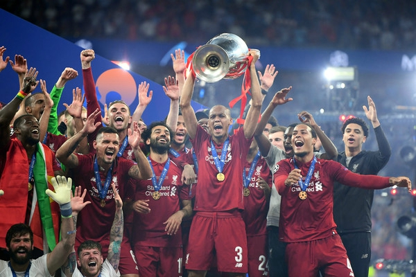 Liverpool given 11% chance to win the Champions League – Reds are fourth-favourites, behind Chelsea