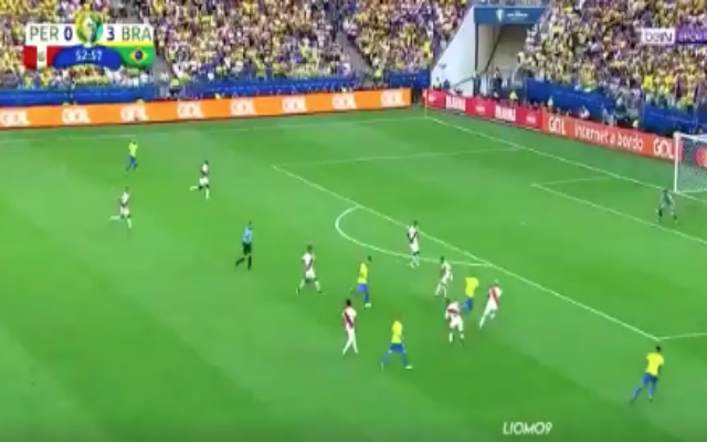 (Video) – Firmino produces silky assist with defence-splitting pass