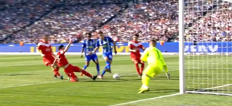 (Video): Marko Grujic's 2018/19: Why Klopp should give him a chance