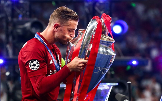 Henderson in line for hometown honour after winning CL final
