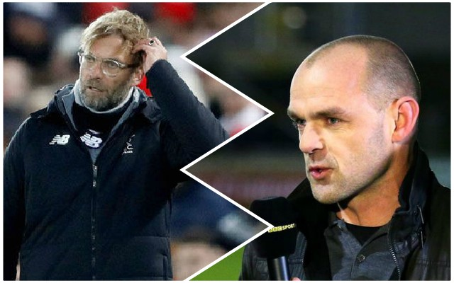 Danny Murphy's weird, offensive comments to LFC title winners, who 'couldn't lace De Bruyne's boots'