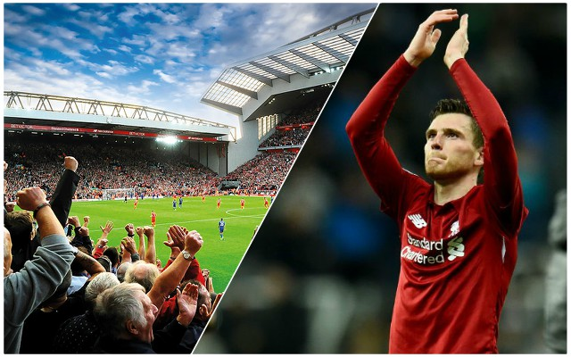 Fans will absolutely love Robbo's comments on Reds support
