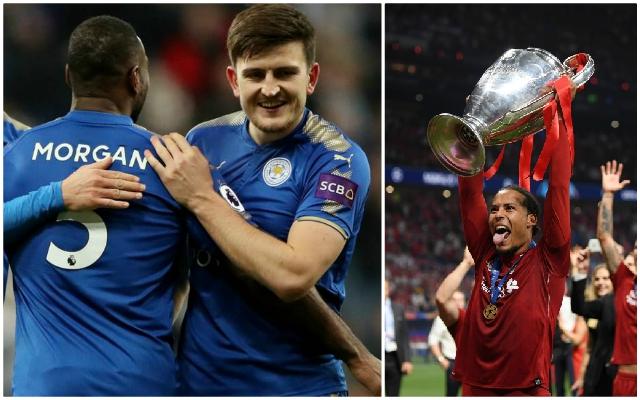 Ex-Leicester man makes insane Van Dijk claim as former teammate interests Manchester City